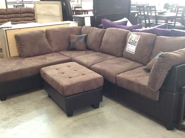 Abby Sectional (Furniture) In Killeen, Tx – Offerup Throughout Killeen Tx Sectional Sofas (Image 3 of 10)