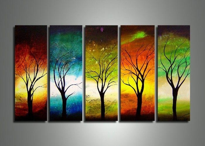 Abstract Art Painting Ideas From Nature 10 Best Wall Art Images On Within Abstract Nature Wall Art (Image 4 of 20)