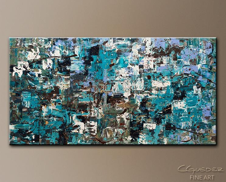Abstract Art Paintings Gallery: Abstract Paintings For Sale Throughout Original Abstract Wall Art (Image 6 of 20)