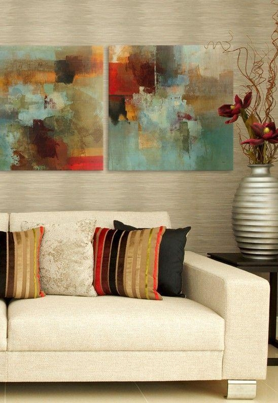 Abstract Art – This Is Totally What I'm Putting In My #neutral Inside Abstract Wall Art For Living Room (Image 5 of 20)