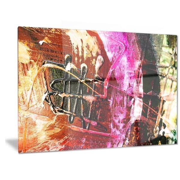 Abstract Metal Wall Art – Usa With Kindred Abstract Metal Wall Art (Image 5 of 20)