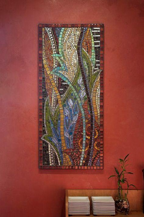 Abstract Mosaic Wall Art – Thenatureofmosaic Gretchen Mcpherson For Abstract Mosaic Wall Art (View 5 of 20)