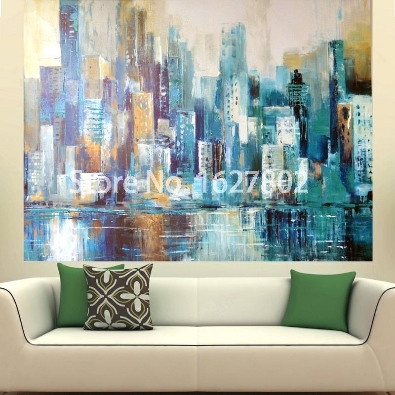 Abstract Wall Art Wall Art Design Ideas Lovely Abstract Art Wall Intended For Huge Abstract Wall Art (Image 2 of 20)