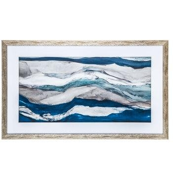 Abstract Waves Framed Wall Decor | Hobby Lobby | 1474477 Pertaining To Hobby Lobby Abstract Wall Art (Image 3 of 20)