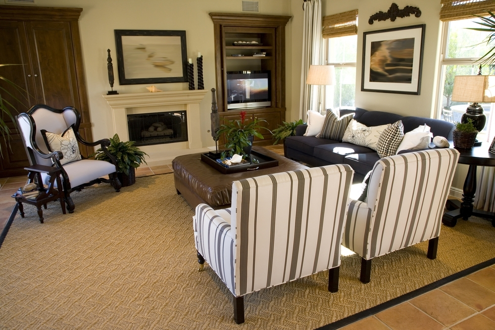 Accent Chairs Work In Any Living Room And Any Room | Christopher Dallman Within Sofa And Accent Chair Sets (Image 4 of 10)