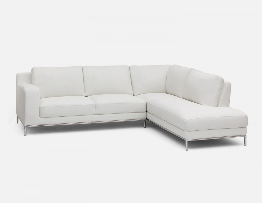 Adrien Sectional Sofa Right | Structube Throughout Structube Sectional Sofas (Image 1 of 10)