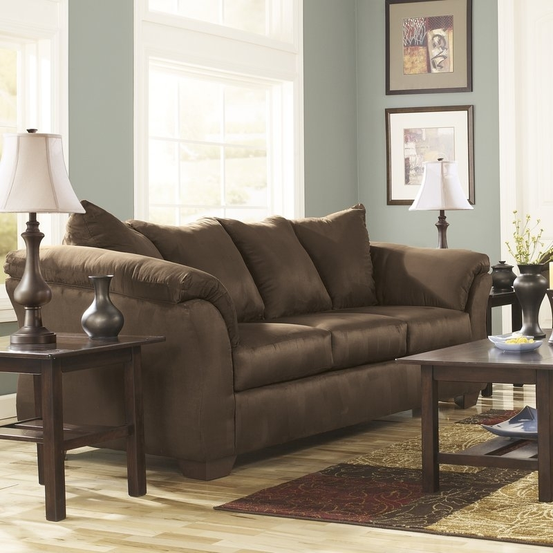 Alcott Hill Huntsville Sofa & Reviews | Wayfair With Regard To Huntsville Al Sectional Sofas (Photo 7 of 10)