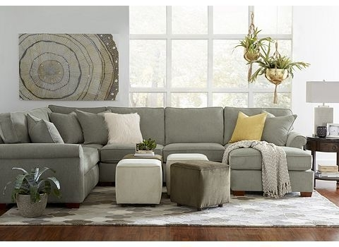 Alternate Norfolk Sectional Image Haverty's $2400 | New House Ideas Inside Sectional Sofas At Havertys (Image 1 of 10)