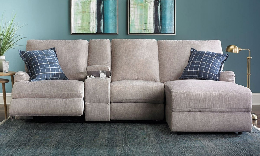 Alton Power Reclining Sectional Sofa With Chaise | The Dump | Home With Regard To The Dump Sectional Sofas (View 7 of 10)