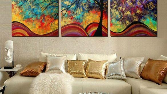 Featured Image of Kirkland Abstract Wall Art