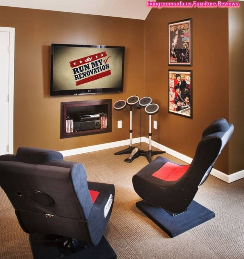 Amazing Rotating Chairs For Gaming Room In Gaming Sofa Chairs (Image 3 of 10)