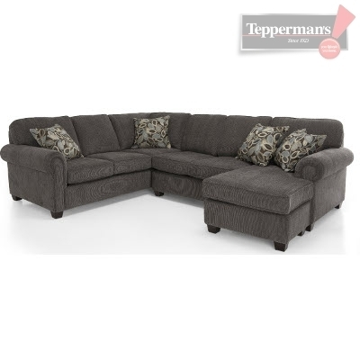 Andrews Sectional – Teppermans – $1899 | Home Decor | Pinterest With Regard To Teppermans Sectional Sofas (Image 4 of 10)