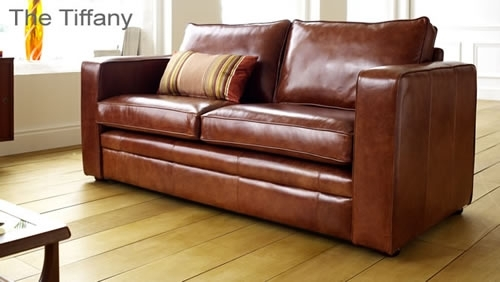 Aniline Leather Sofa Aniline Leather Sofa Best As Sofa Covers For Regarding Aniline Leather Sofas (Image 4 of 10)