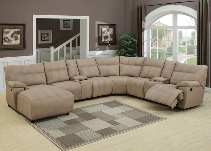 Are You Looking For Reclining Sectional Sofa For Your Living Room With Regard To Sectional Sofas With Recliners (Image 1 of 10)