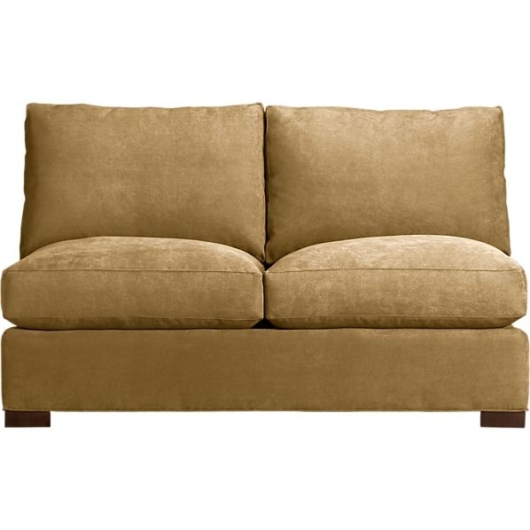 Armless Sleeper Sofa – Interior Design Pertaining To Small Armless Sofas (Image 1 of 10)