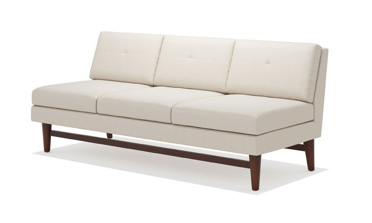 Armless Sofa Cheap – Armless Sofa As Perfect Sofa For Small Family In Small Armless Sofas (Image 2 of 10)