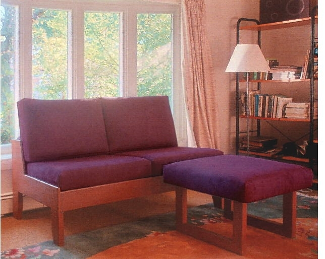 Armless Sofa, Loveseat And Daybed Options On Sofas And Sectionals Intended For Small Armless Sofas (Image 4 of 10)