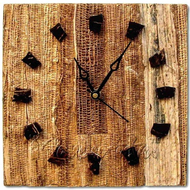 Articles With Abstract Metal Wall Art With Clock Tag: Abstract With Abstract Metal Wall Art With Clock (Image 6 of 20)
