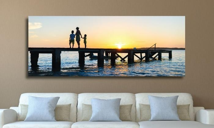 Artsy Canvas – Up To 69% Off San Jose | Groupon Within Groupon Canvas Wall Art (Image 2 of 20)