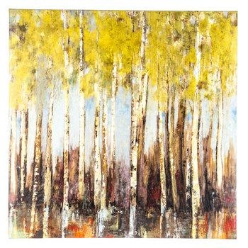 Aspen Trees Canvas Wall Decor | Hobby Lobby | 1295872 Inside Canvas Wall Art Of Trees (Image 1 of 20)