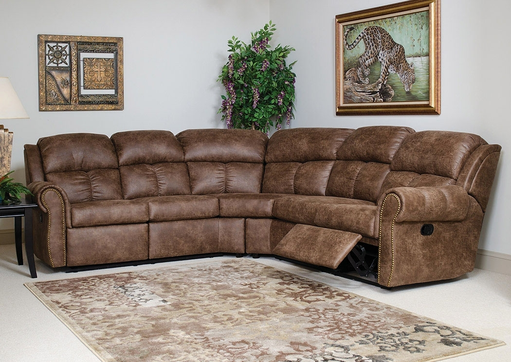 Atlantic Bedding And Furniture – Savannah Ga Mustang Mocha Reclining With Sectional Sofas In Savannah Ga (Image 7 of 10)