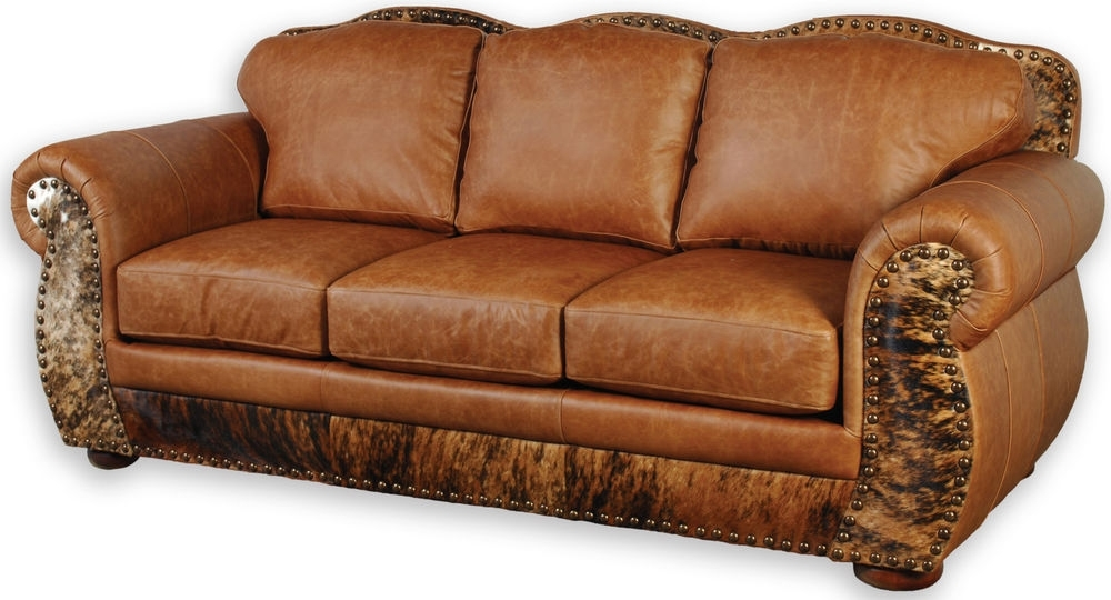 Attractive Full Grain Leather Sectional Sofa Full Grain Leather Sofa With Full Grain Leather Sofas (Image 1 of 10)