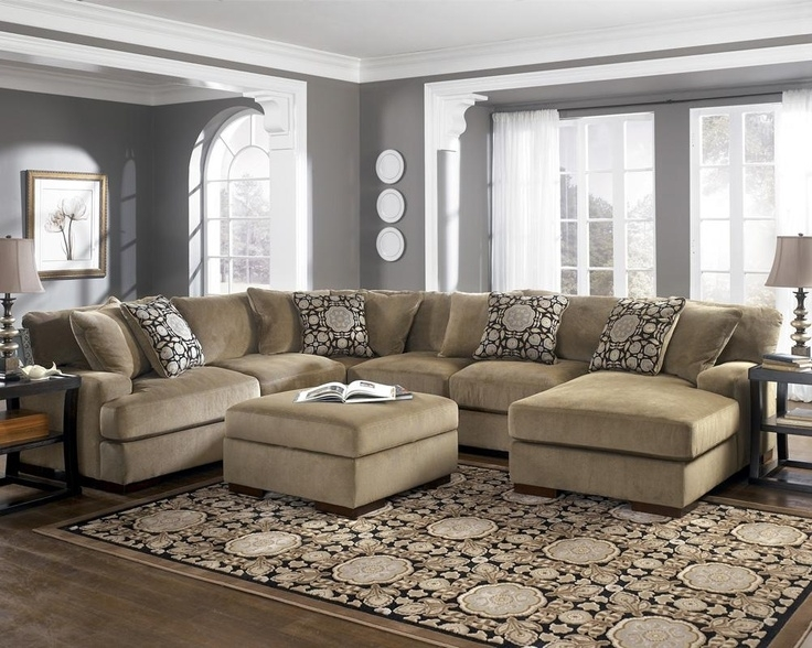 Awesome 129 Best Sofas Images On Pinterest Living Room Furniture Inside Value City Sectional Sofas (Image 1 of 10)
