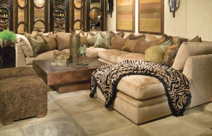 Awesome Down Sectional #6 Goose Down Sectional Sofa Wonderful Sample With Goose Down Sectional Sofas (View 3 of 10)