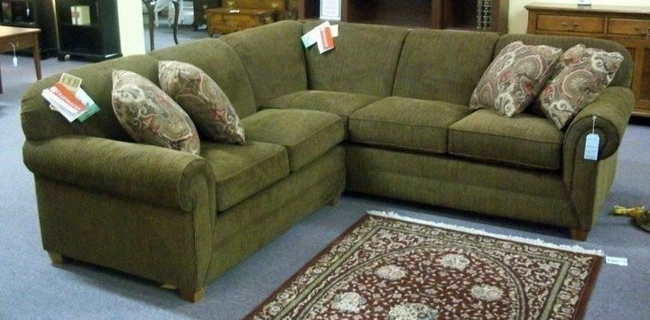 Awesome Green Sectional Couch , Luxury Green Sectional Couch 24 Inside Green Sectional Sofas (Image 2 of 10)