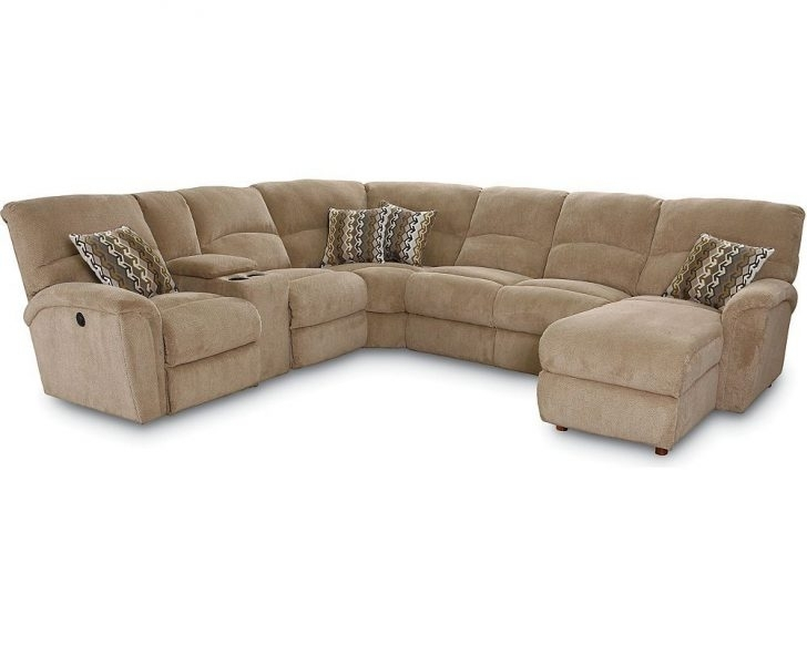 Awesome Lane Furniture Tallahassee Power Reclining Sectional Sofa For Tallahassee Sectional Sofas (Image 2 of 10)