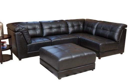 Featured Image of Leather Modular Sectional Sofas