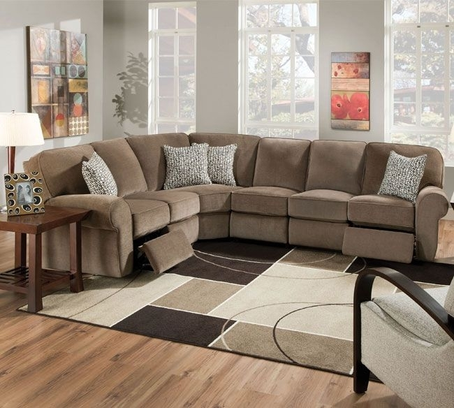 Awesome Nice Sectional Sofas With Recliners 17 Best Ideas About Pertaining To Sectional Sofas With Recliners (Image 2 of 10)