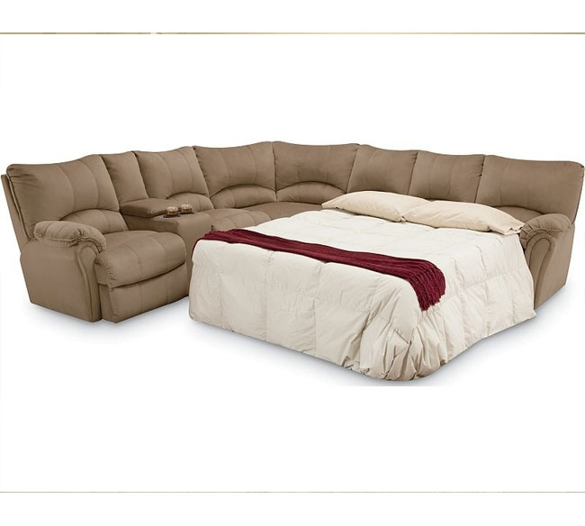 Awesome Sleeper Sectional Sofas Simple Modern Furniture Ideas With Regarding Lane Furniture Sofas (Image 2 of 10)