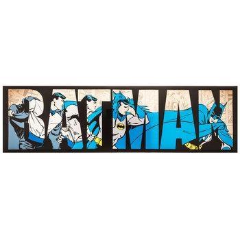 Batman Transformation Canvas Wall Decor | Hobby Lobby | 1305184 Regarding Canvas Wall Art At Hobby Lobby (View 18 of 20)