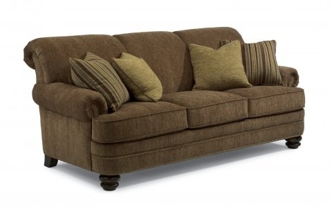 Bay Bridge Fabric Sofa#flexsteel Via $ (View 9 of 10)