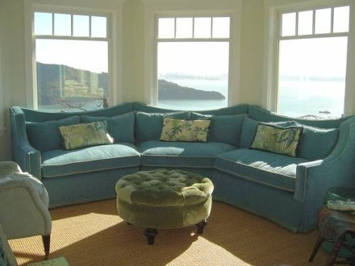 Bay Window Sectional Sofa, Sectional Sofa Bay Window Rooms ~ Www Throughout The Bay Sectional Sofas (View 8 of 10)