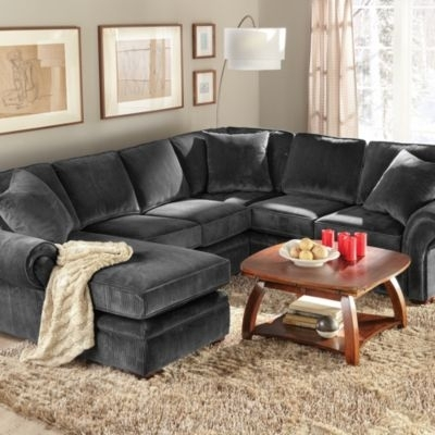 Beautiful Sears Sectional Couch 46 For Living Room Sofa Ideas With For Craftsman Sectional Sofas (View 3 of 10)
