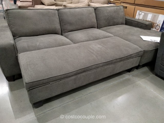 Beautiful Sectional Sofa With Chaise And Ottoman Pictures Pertaining To Sofas With Chaise And Ottoman (Image 2 of 10)