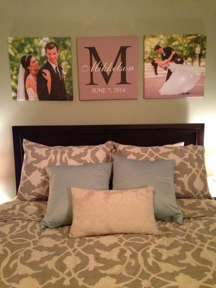 Bedroom Amazing Bedroom Canvas Prints With Custom Of Wedding With Masters Canvas Wall Art (View 7 of 20)
