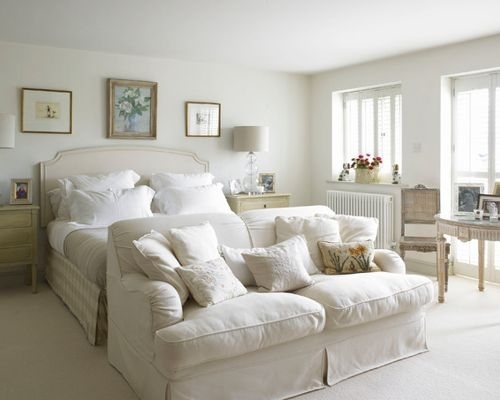 Bedroom Sofas | Houzz Regarding Bedroom Sofas (Image 2 of 10)
