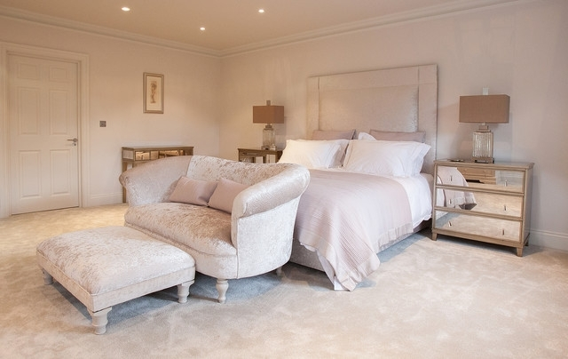 Bedroom Sofas | Houzz Within Bedroom Sofas (Image 3 of 10)