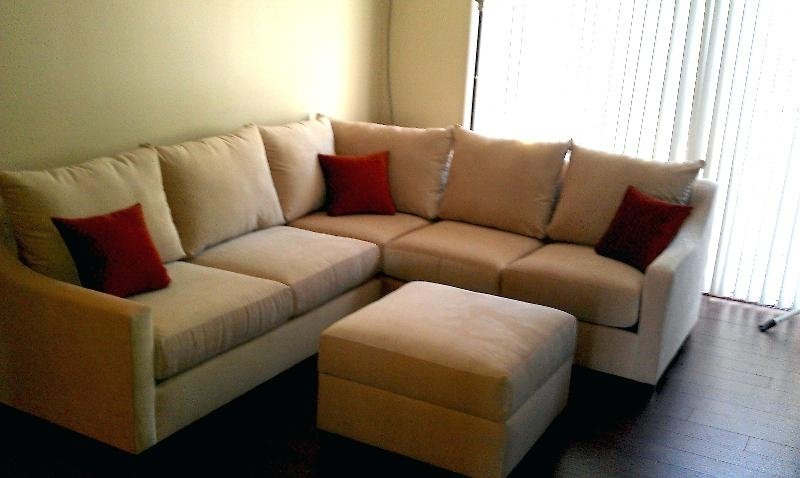 Beige Sectional Sofa | Adrop With Regard To Beige Sectional Sofas (Image 1 of 10)