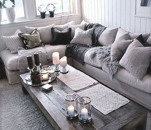 Best 20 Grey Sectional Sofa Ideas On Pinterest Sectional Sofa In With Regard To Light Grey Sectional Sofas (Image 3 of 10)