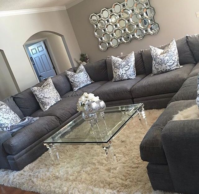 Best 25 Oversized Sectional Sofa Ideas On Pinterest Intended For With Oversized Sectional Sofas (View 7 of 10)