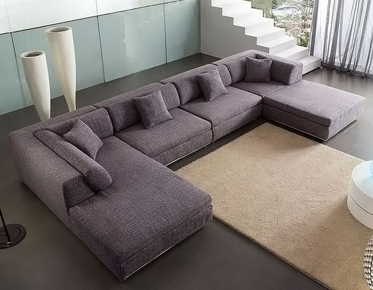 Best 25 U Shaped Sectional Ideas On Pinterest Couch Within Sofa With Regard To Deep U Shaped Sectionals (Image 2 of 10)