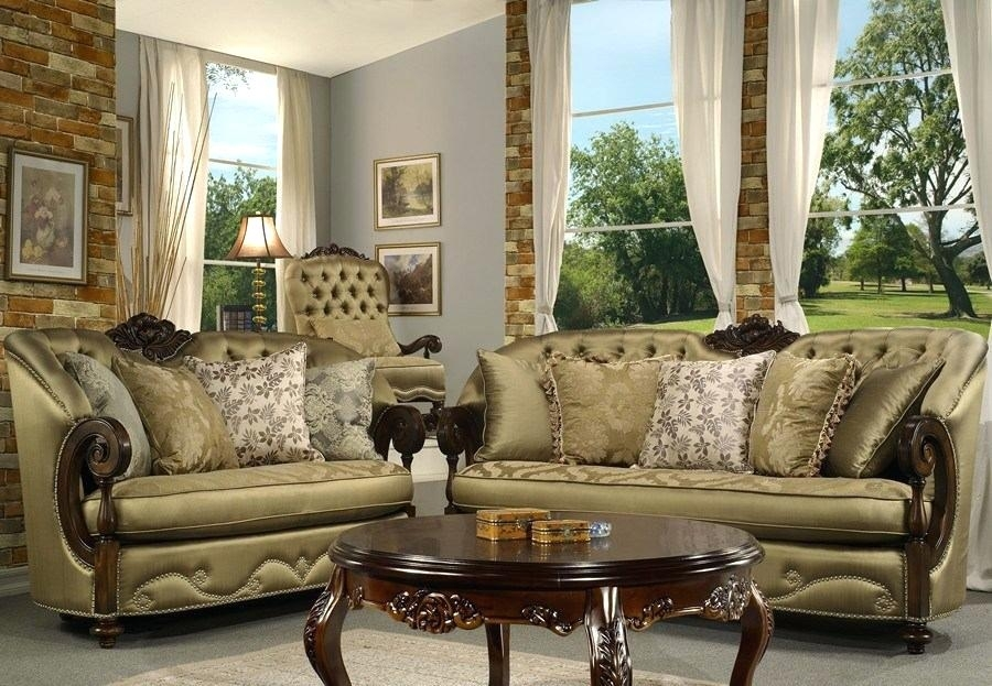 Best Of Elegant Sofas Living Room Look Instantly Unsophisticated Regarding Elegant Sofas And Chairs (Image 2 of 10)