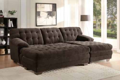 Best Plush Sectional Sofas 19 In Contemporary Sofa Inspiration With Within Plush Sectional Sofas (View 10 of 10)