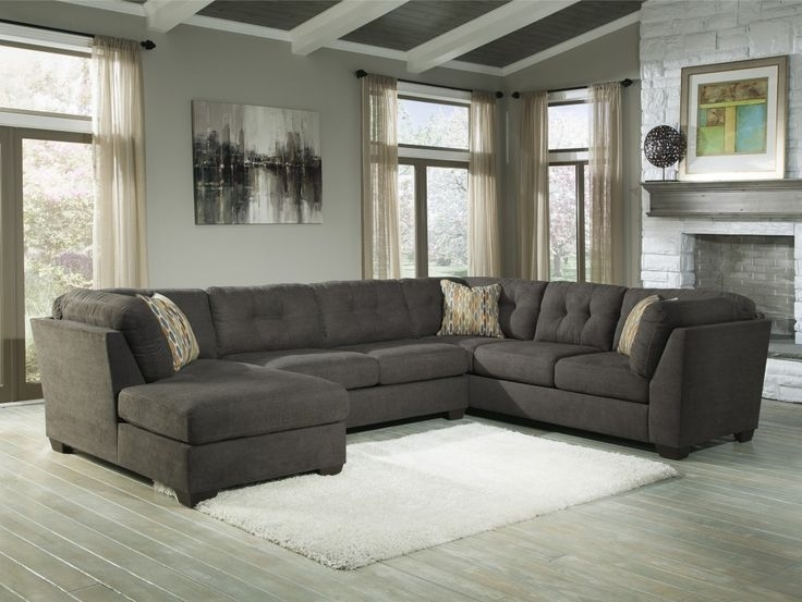Best Quality Sectional Sofas 45422 | Evantbyrne Regarding Quality Sectional Sofas (Image 2 of 10)