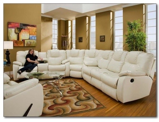 Best Reclining Leather Sectional Sofa Recline Designs Furniture For Leather Recliner Sectional Sofas (View 9 of 10)
