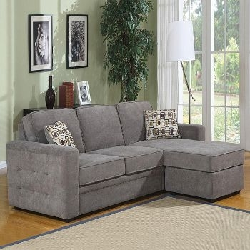Best Sectional Sofas For Small Spaces | Sectional Couches, Small With Narrow Spaces Sectional Sofas (Image 2 of 10)
